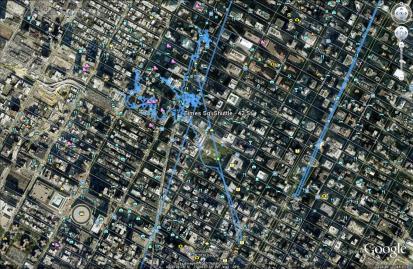 My travels in Philadelphia and New York City
