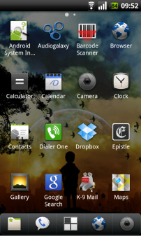 Android and the geek in me