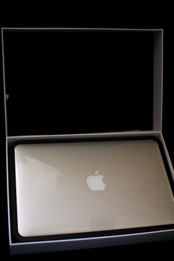 Hello, MacBook Air (and Mac OS X)