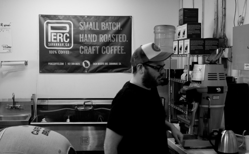 A visit to PERC Coffee