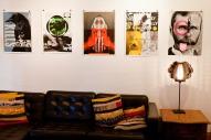 Foxy Loxy print gallery