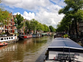 One of many canals