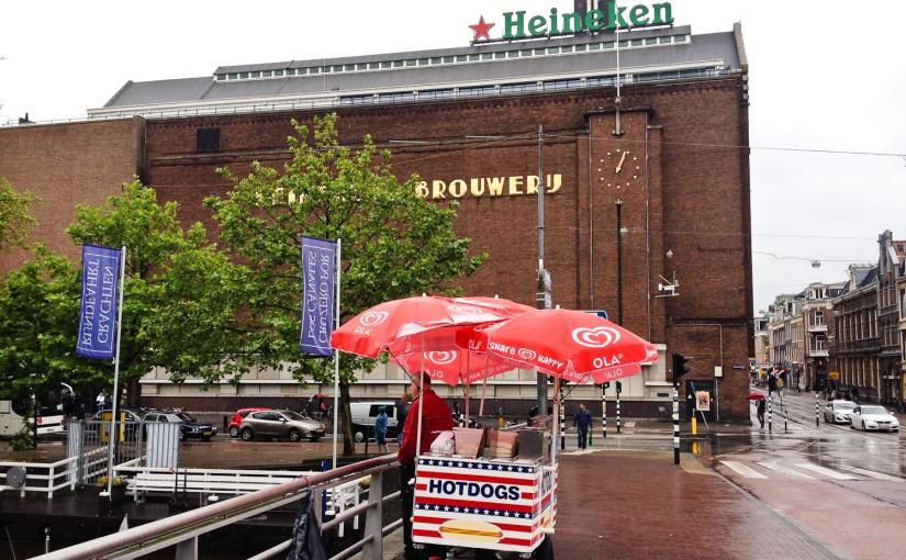 Amsterdam: the HeinekenExperience