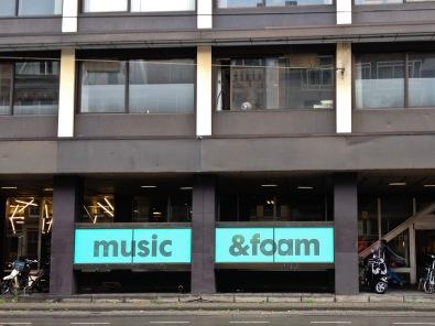 Music & Foam