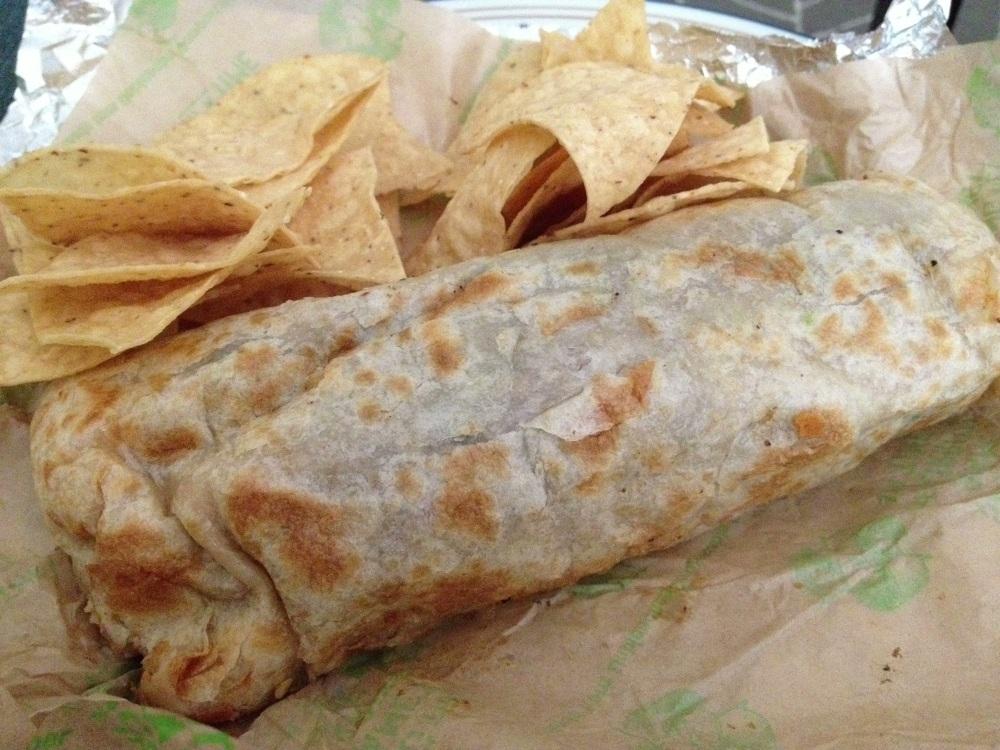 Burrito Friday