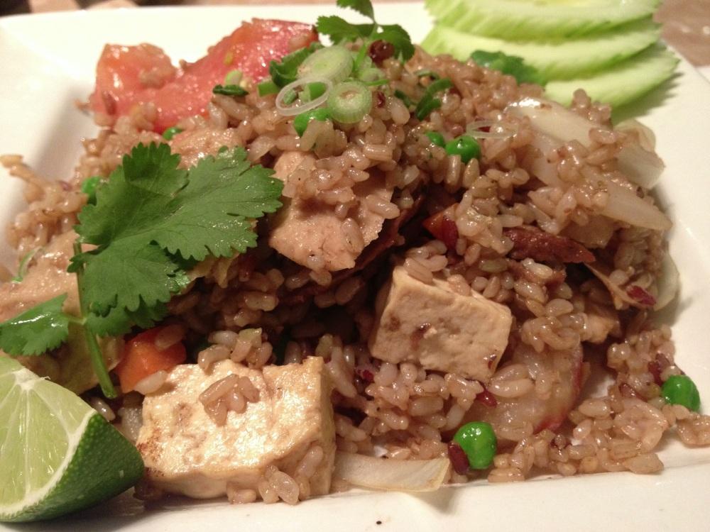 Supreme fried rice