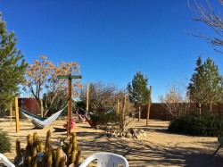 Hammock Village by the Integratron